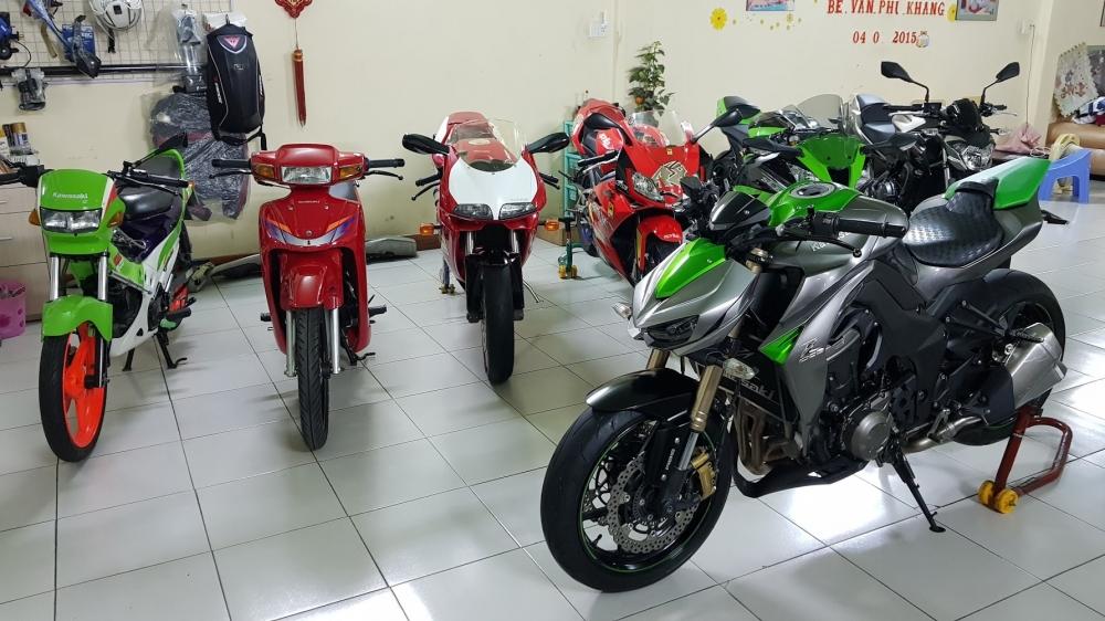 Ban Kawasaki Z1000 ABS xe HQCN bien so Saigon so dep 8 nut thang 62014 - 5