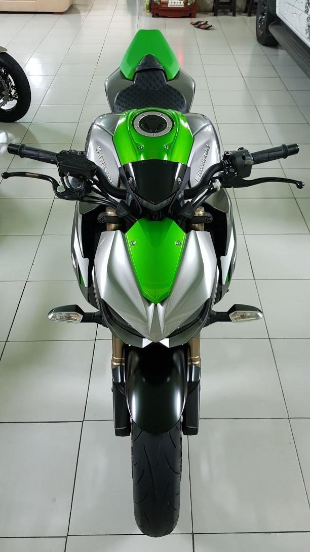 Ban Kawasaki Z1000 ABS xe HQCN bien so Saigon so dep 8 nut thang 62014 - 3