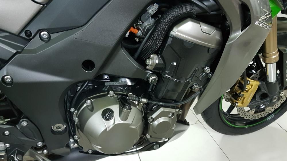 Ban Kawasaki Z1000 ABS xe HQCN bien so Saigon so dep 8 nut thang 62014 - 15