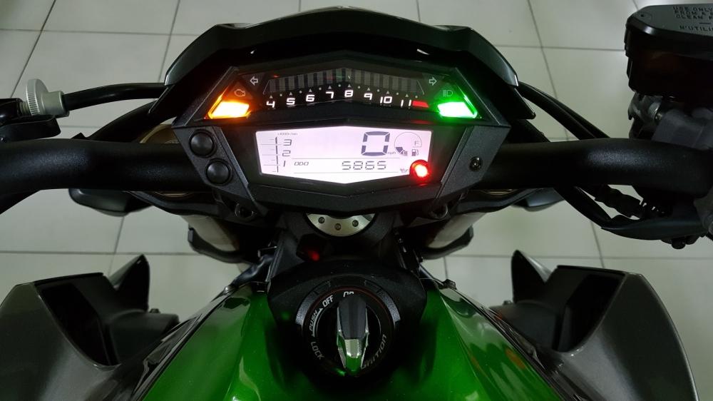 Ban Kawasaki Z1000 ABS xe HQCN bien so Saigon so dep 8 nut thang 62014 - 16