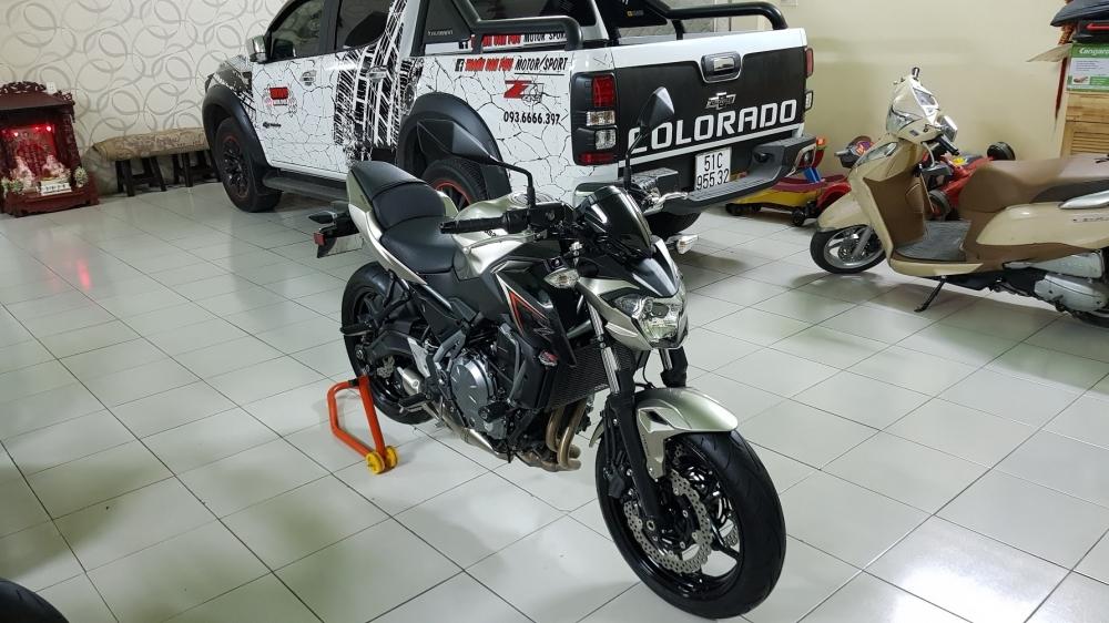 Ban Kawasaki Z65052017ABSHQCNSaigon so depodo 1k8Chinh hang con bao hanh - 7