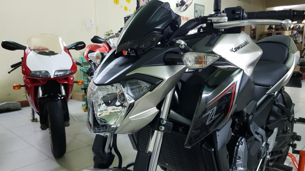 Ban Kawasaki Z65052017ABSHQCNSaigon so depodo 1k8Chinh hang con bao hanh - 10