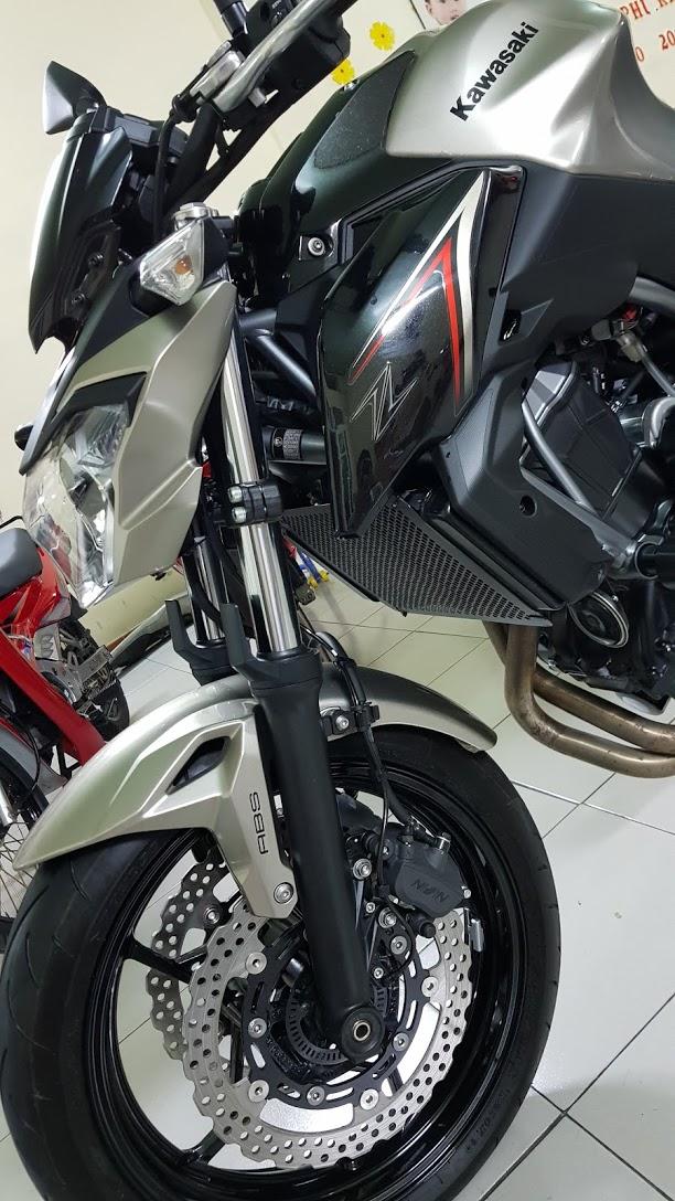 Ban Kawasaki Z65052017ABSHQCNSaigon so depodo 1k8Chinh hang con bao hanh - 11