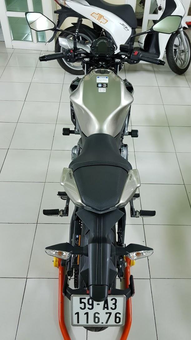 Ban Kawasaki Z65052017ABSHQCNSaigon so depodo 1k8Chinh hang con bao hanh - 13