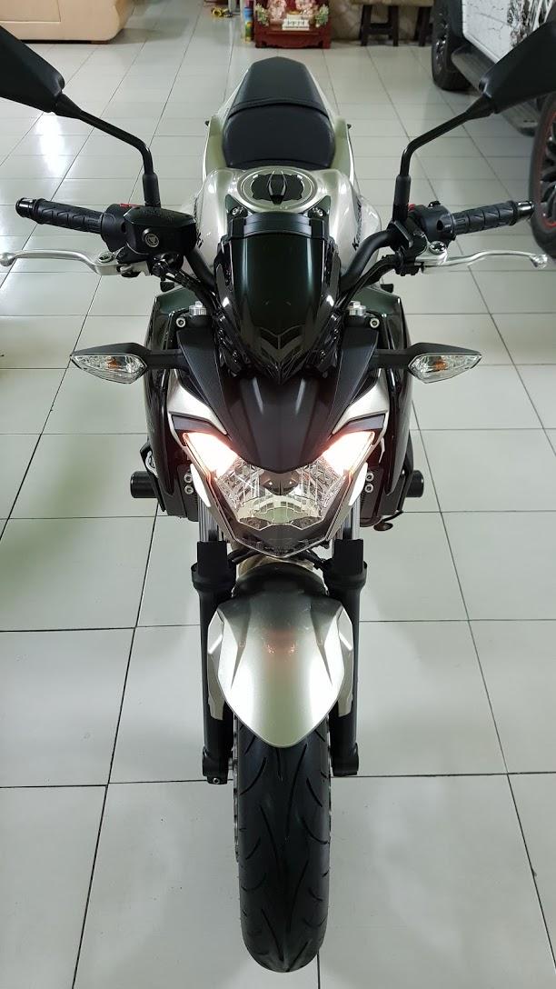 Ban Kawasaki Z65052017ABSHQCNSaigon so depodo 1k8Chinh hang con bao hanh - 21