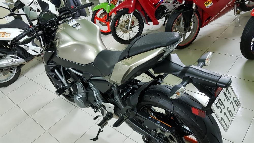 Ban Kawasaki Z65052017ABSHQCNSaigon so depodo 1k8Chinh hang con bao hanh - 27