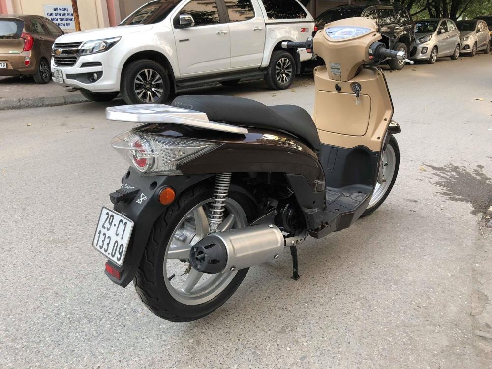 Ban KIMCO Solona150 Nau 29C dki 2011 xuat my doi 2011 gia 165 trieu xe nhap khau Full anh xe - 3