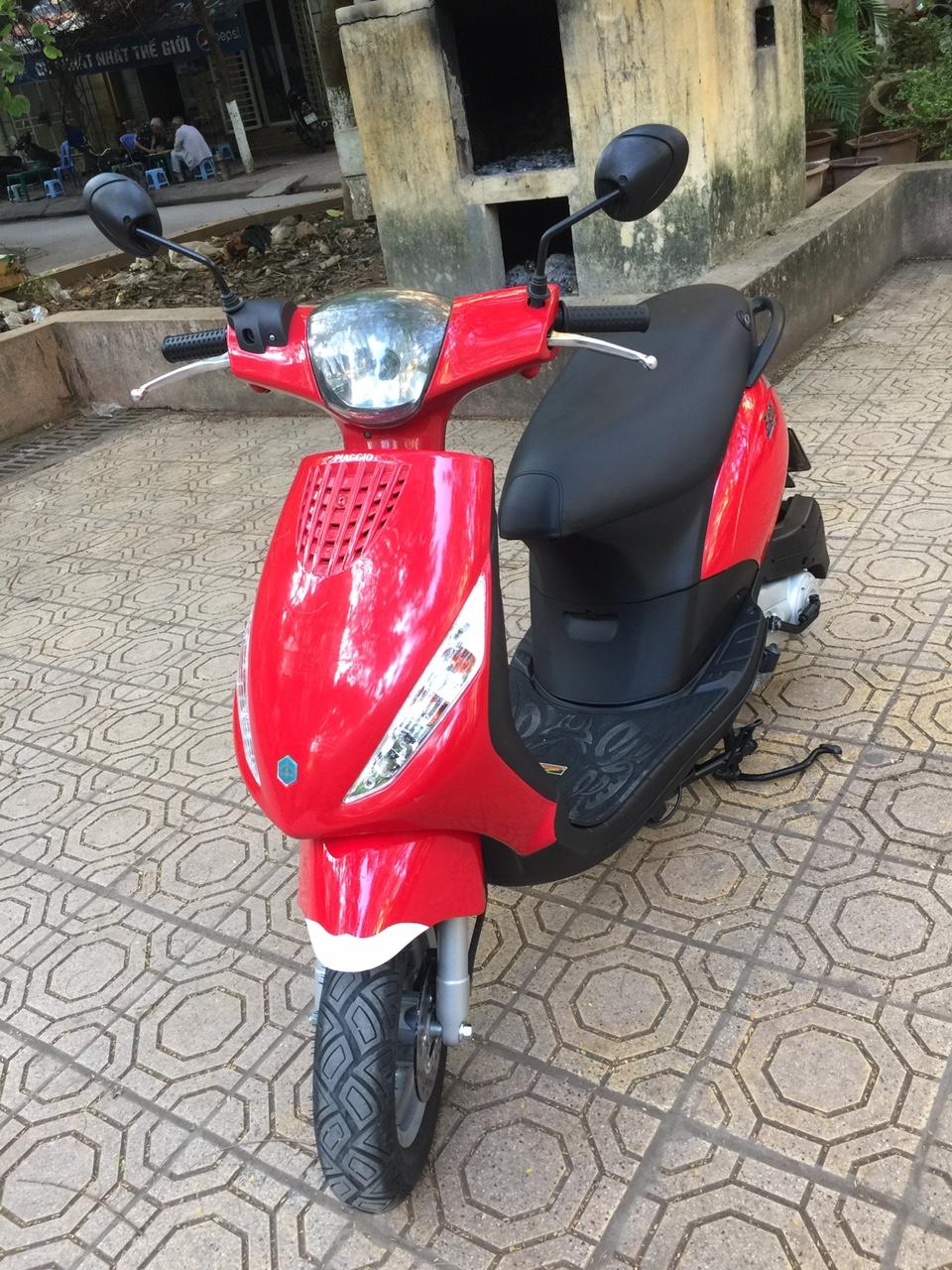 Ban Piaggio Zip viet 2016 khong co nhu cau dung bien Hn con moi