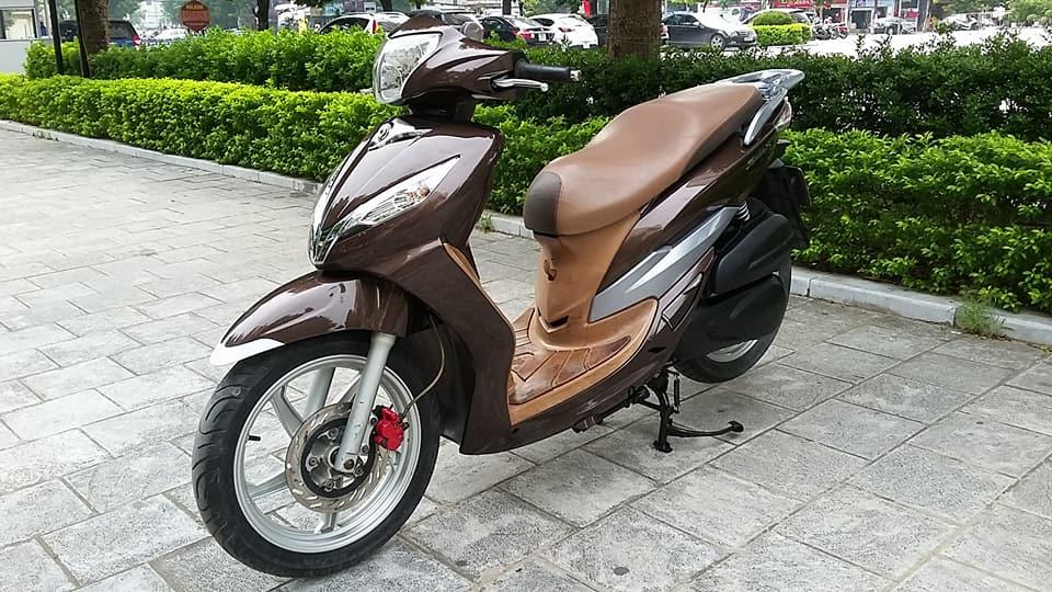 ban Shark 125cc