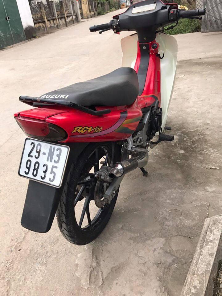 Ban xe Suzuki Xipo bien ha noi - 2