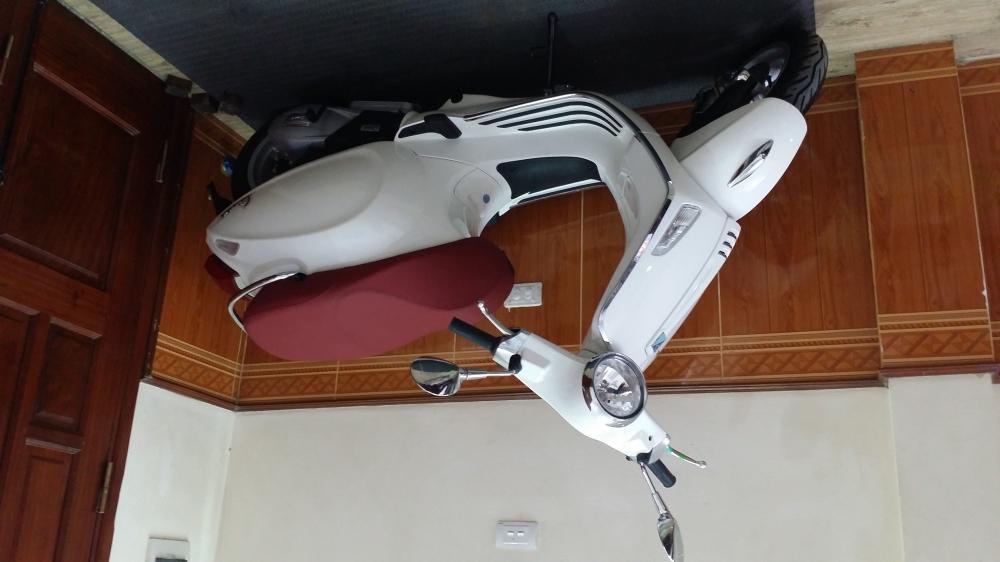 Ban xe Vespa Primavera IGET 125cc ABS - 3