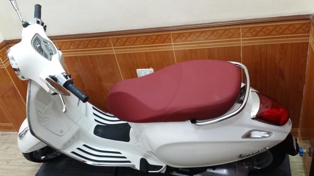 Ban xe Vespa Primavera IGET 125cc ABS - 4