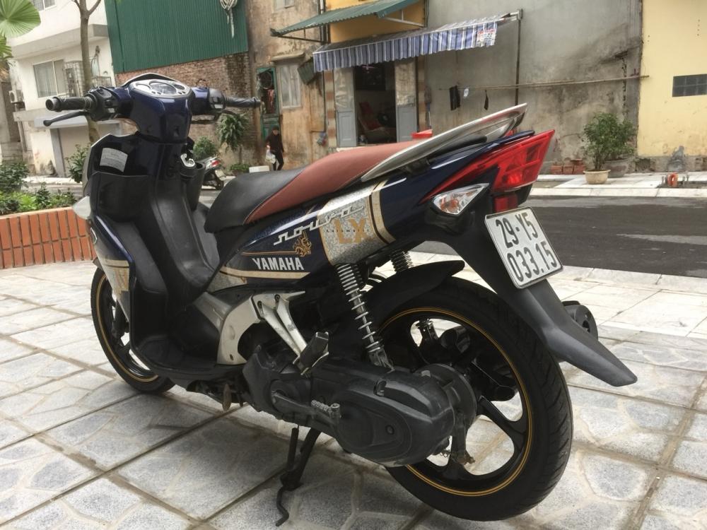 Ban Yamaha Nouvo lx 135 IV 2012 chinh chu bien HN xe cuc chat moi 90 - 3