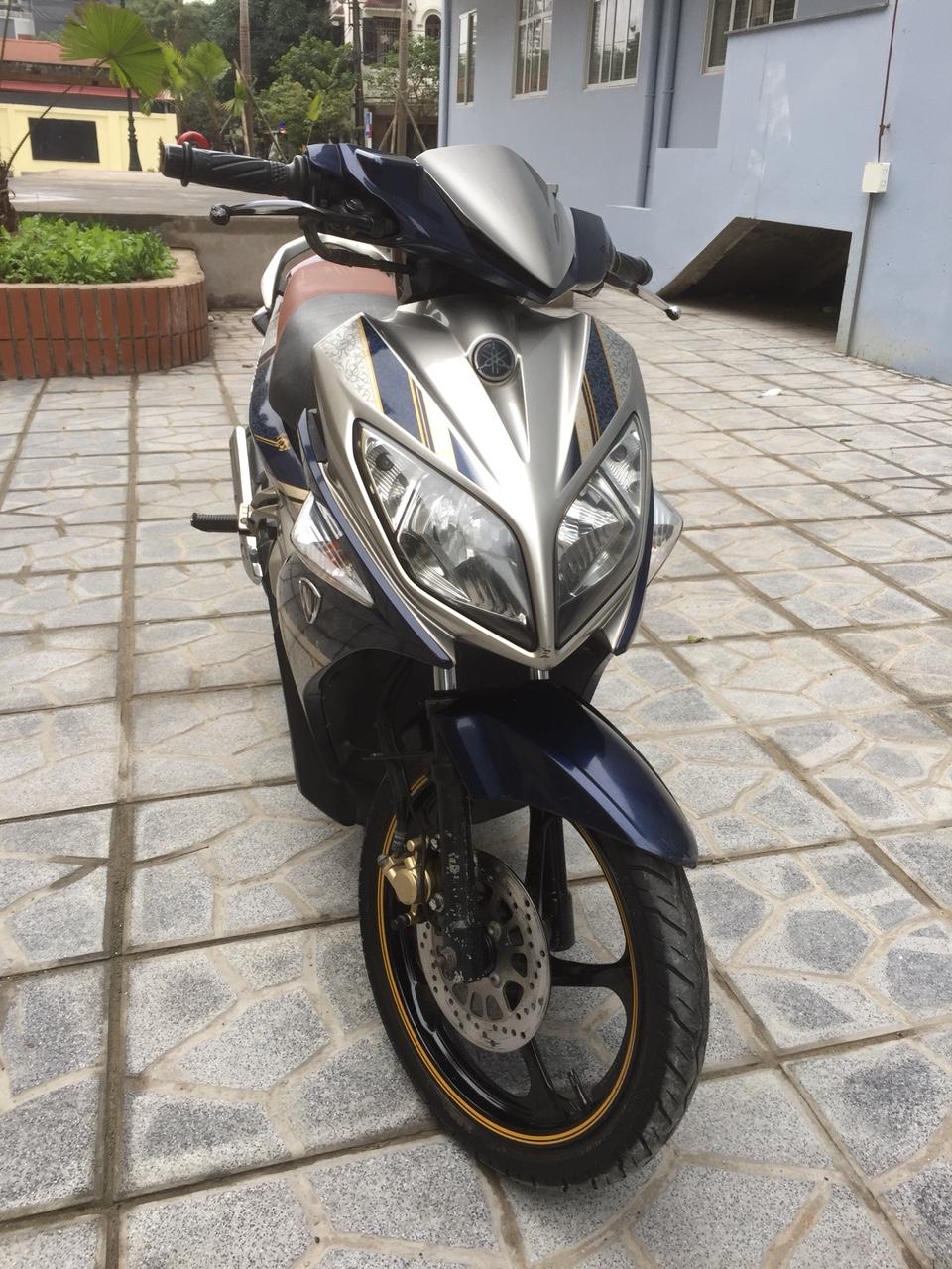 Ban Yamaha Nouvo lx 135 IV 2012 chinh chu bien HN xe cuc chat moi 90 - 2
