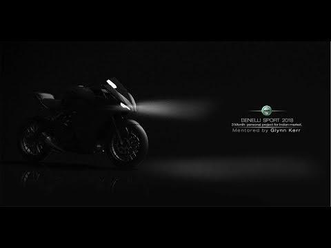 Benelli Sport 2018 voi thiet ke sieu tuong soi dem mang dong co 300cc he lo - 3