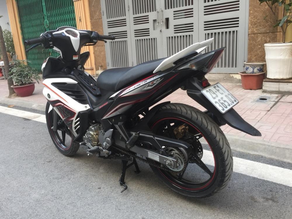 Can ban Exciter 135RC con tay IX cuc chat nguyen ban bien HN 2013 chinh chu - 3