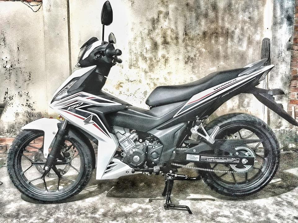 Can ban Honda Winner 150 Trang den chinh chu - 3