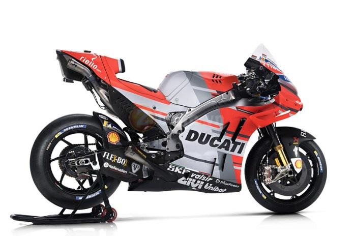 Can canh Ducati Desmosedici GP 2018 voi bo canh hoan toan moi - 2