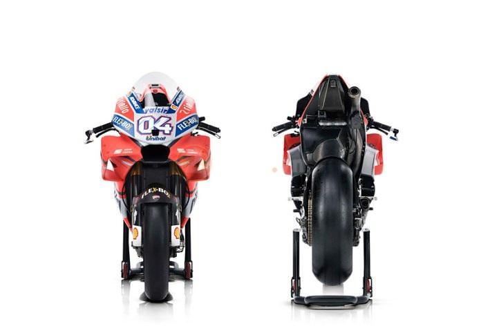 Can canh Ducati Desmosedici GP 2018 voi bo canh hoan toan moi - 4