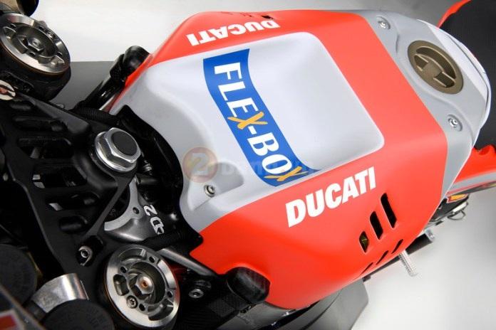 Can canh Ducati Desmosedici GP 2018 voi bo canh hoan toan moi - 13