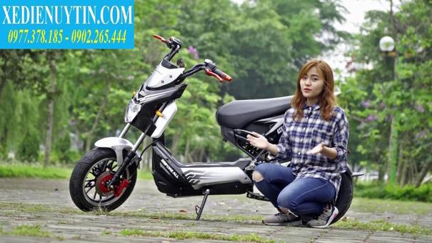 Danh gia xe may dien Xmen City 2018 chinh hang - 2