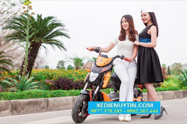 Danh gia xe may dien Xmen Plus 2018 chinh hang - 2