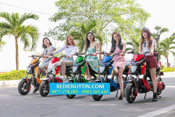 Danh gia xe may dien Xmen Plus 2018 chinh hang - 4