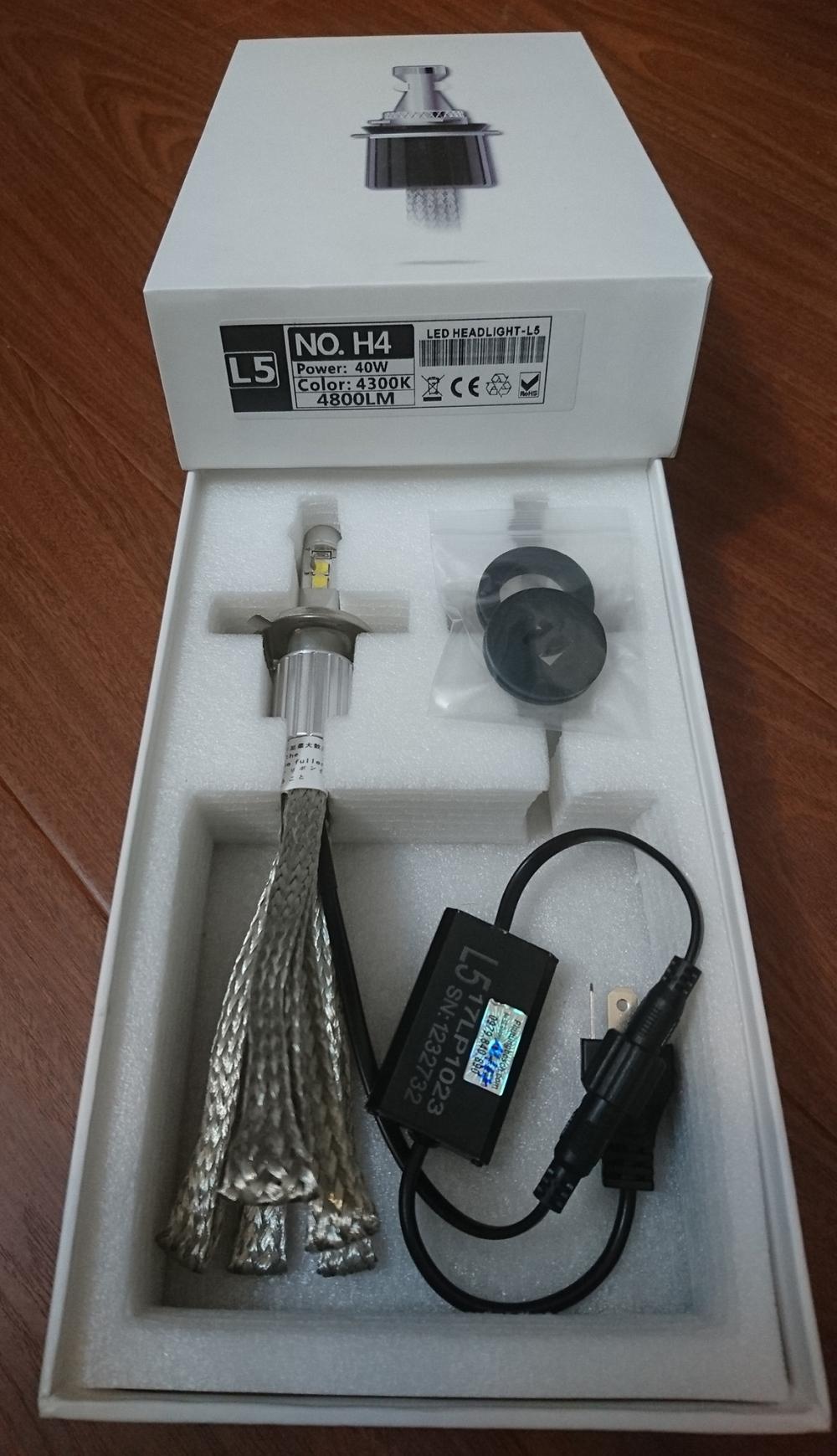 Den pha led XHP50 L5 XHP70 L7 thanh ly - 2