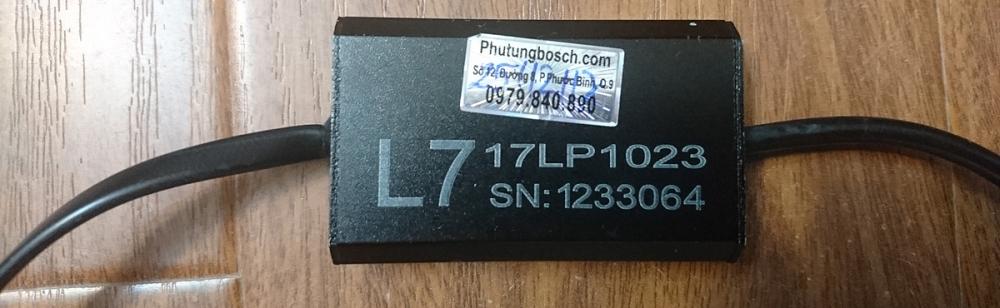 Den pha led XHP50 L5 XHP70 L7 thanh ly - 4