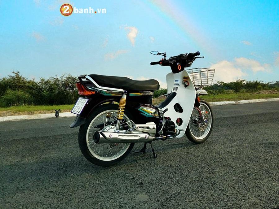 Dream II do huyen thoai xe 2 banh cua Viet Nam mot thoi - 8