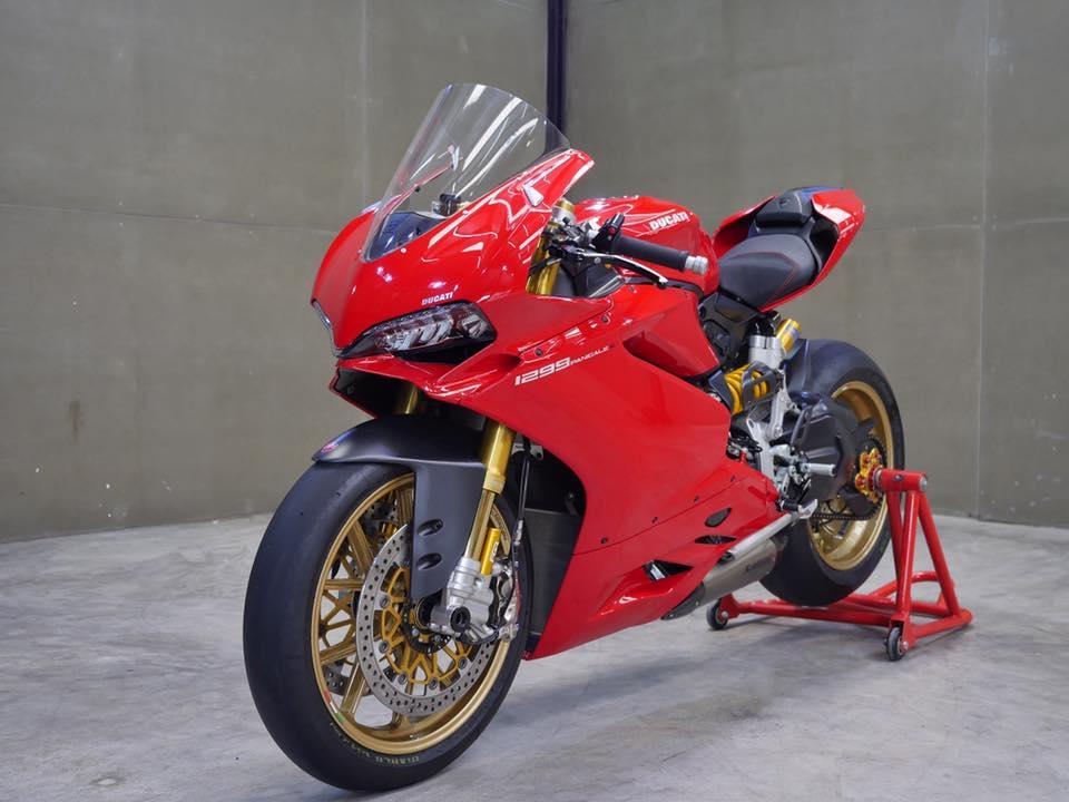 Ducati 1299 Panigale quy do dep me ly khong ty vet - 7