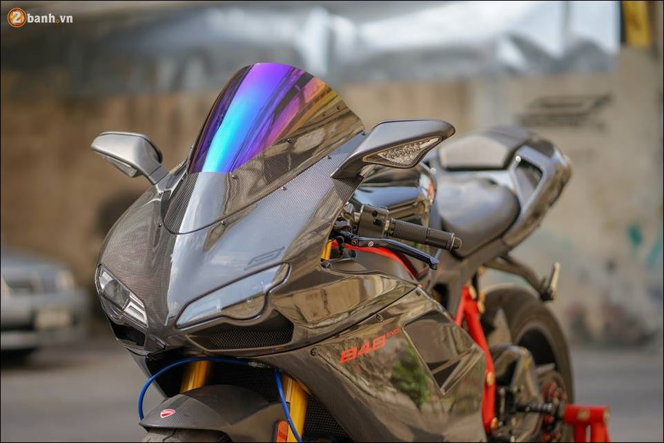 Ducati 848 Evo me man nguoi xem tu phien ban cuoi cung Series 848 - 3