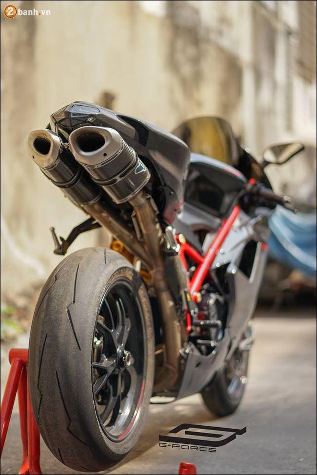 Ducati 848 Evo me man nguoi xem tu phien ban cuoi cung Series 848 - 12