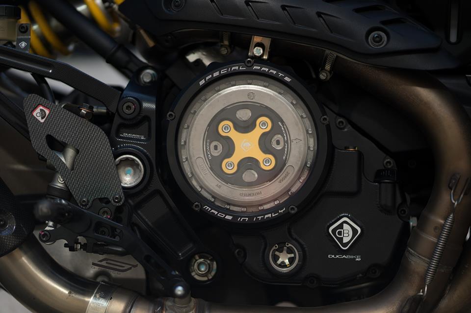 Ducati Monster 821 Makeover dien mao dep khong tuong - 7