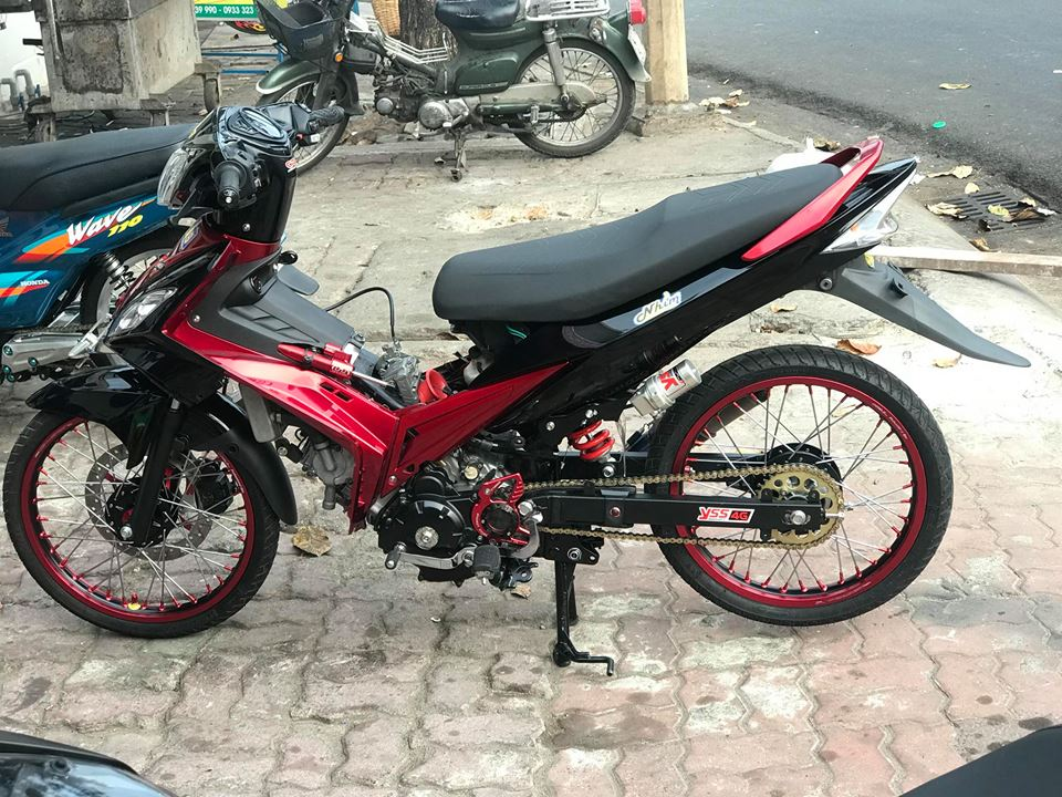 Exciter 135 do suc manh 62zz huy diet moi cung duong - 7