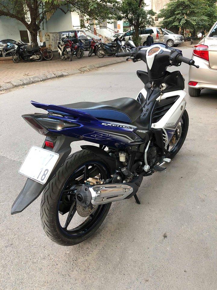 Exciter 135 GP con tay 2012 bks 29E moi 95 25tr5 chinh chu xe dep leng keng cho nguoi can sd - 2