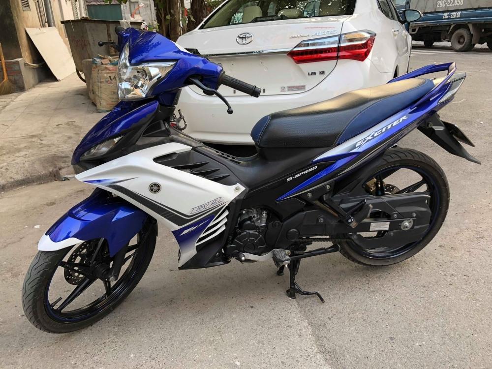 Exciter 135 GP con tay 2012 bks 29E moi 95 25tr5 chinh chu xe dep leng keng cho nguoi can sd - 4