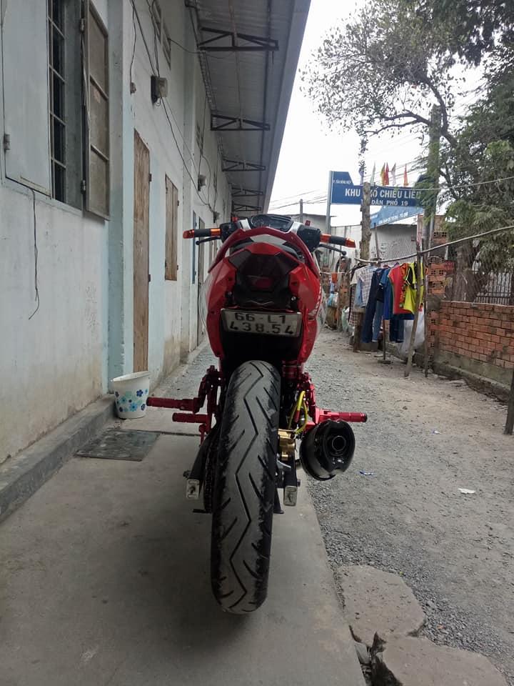 Exciter 150 do dep nhat day phong tro cua biker Dong Thap - 7