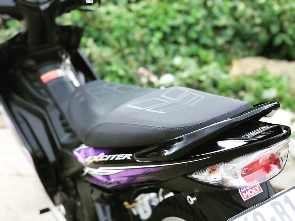Exciter 2010 do kieng nhe nhang don tet 2018 cua biker Lam Dong - 5