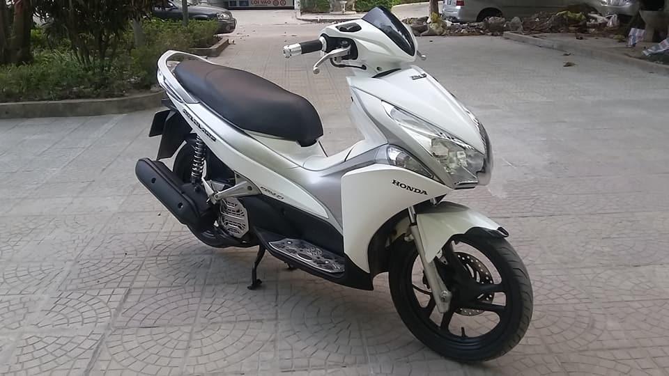 Honda AIRBLADE Fi 110 mau trang nguyen ban 29C1_02674 - 6