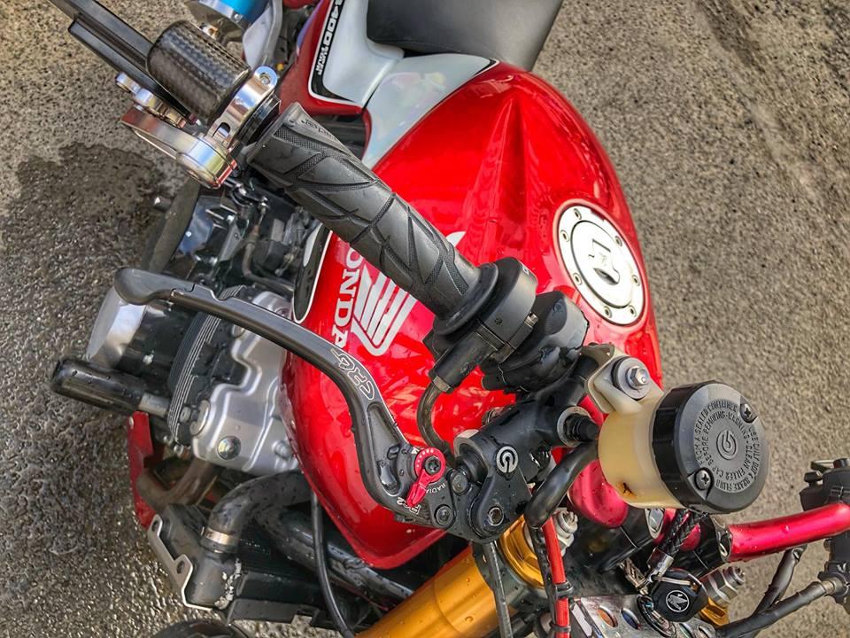Honda CB400 ban do hang nang tu Biker Viet - 5