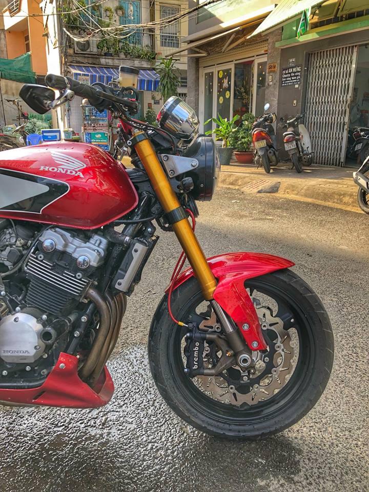 Honda CB400 ban do hang nang tu Biker Viet - 7