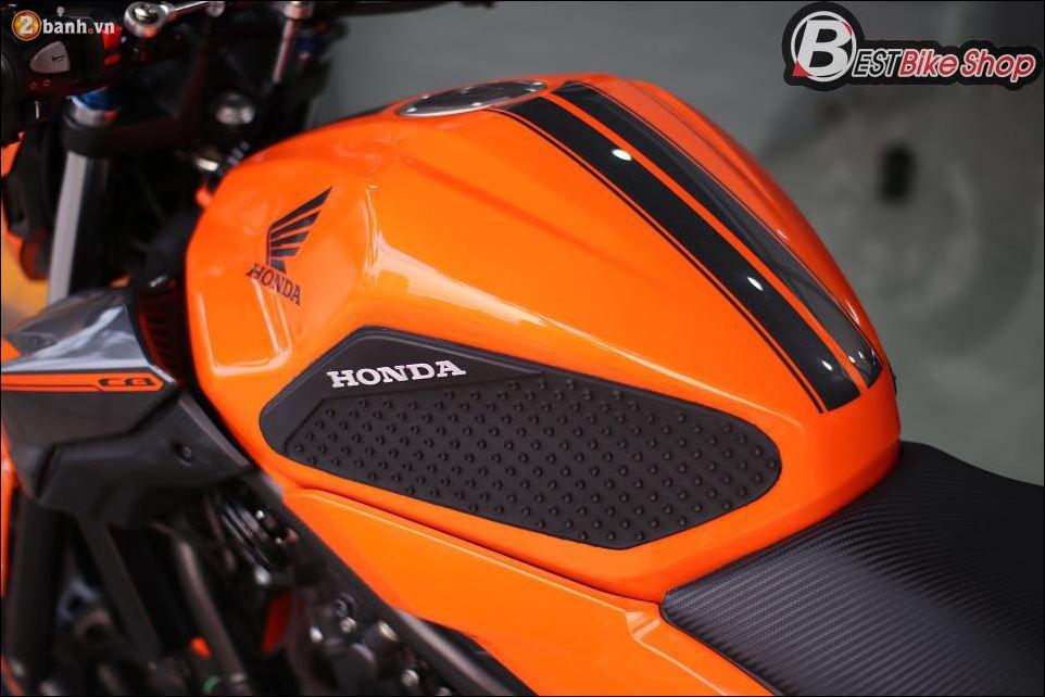 Honda CB500F do xuat sac qua Version con loc mau da cam - 7