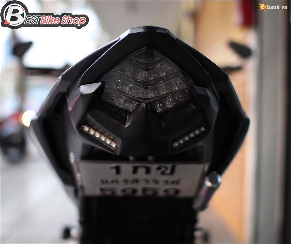 Honda CB500F do xuat sac qua Version con loc mau da cam - 9