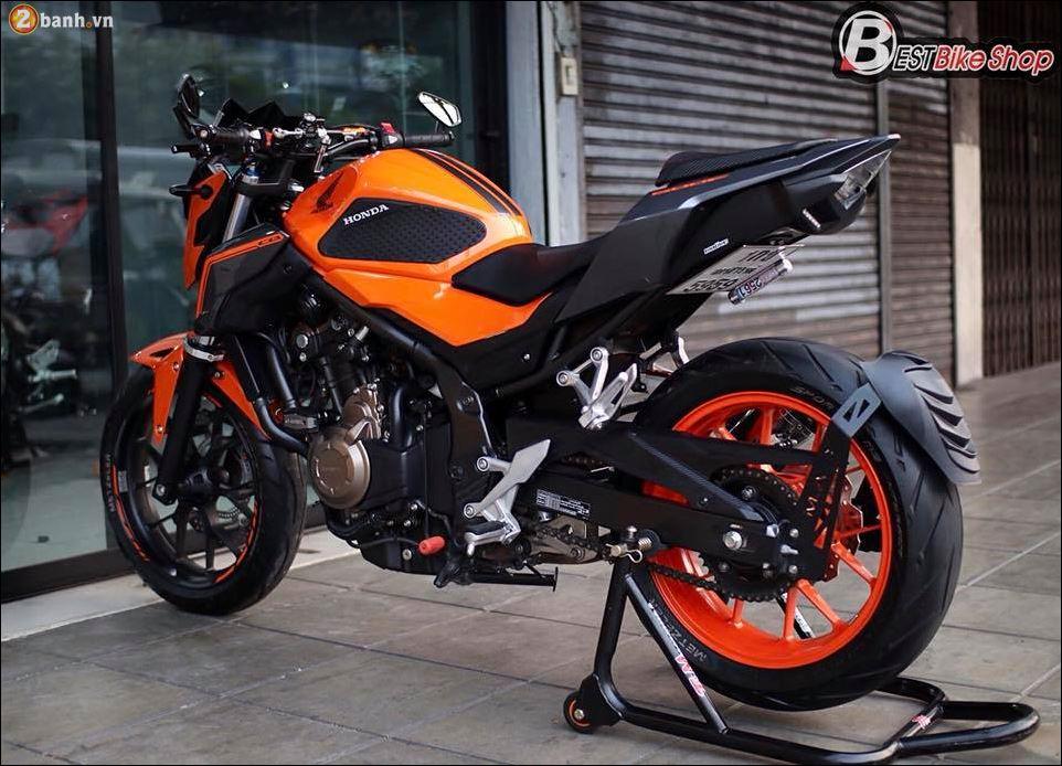 Honda CB500F do xuat sac qua Version con loc mau da cam - 15
