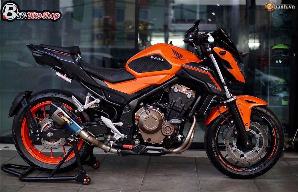 Honda CB500F do xuat sac qua Version con loc mau da cam - 17