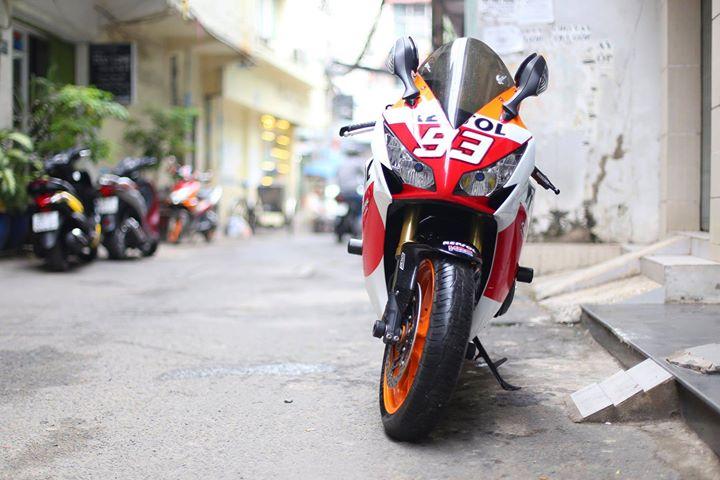 Honda CBR1000RR Bo mong hang sang cua Biker Viet - 4