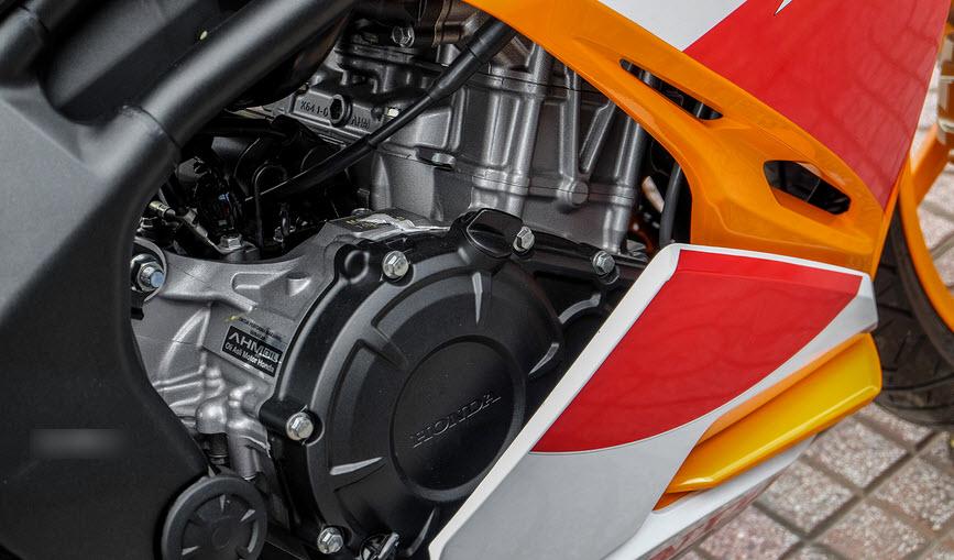 Honda CBR250RR Phien ban Repsol 2018 ve VN co gi hot - 6