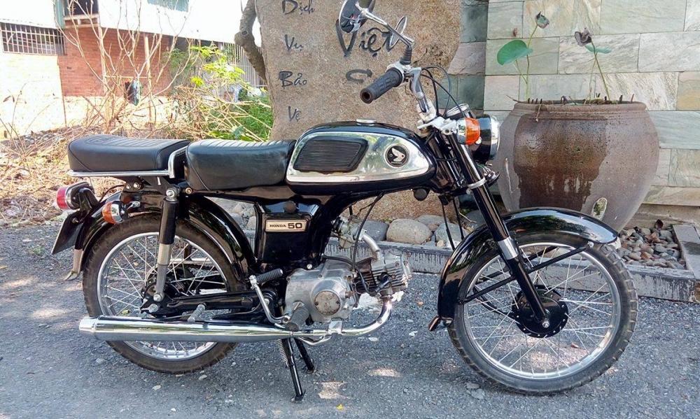 honda cd50 gu 1970 - 5