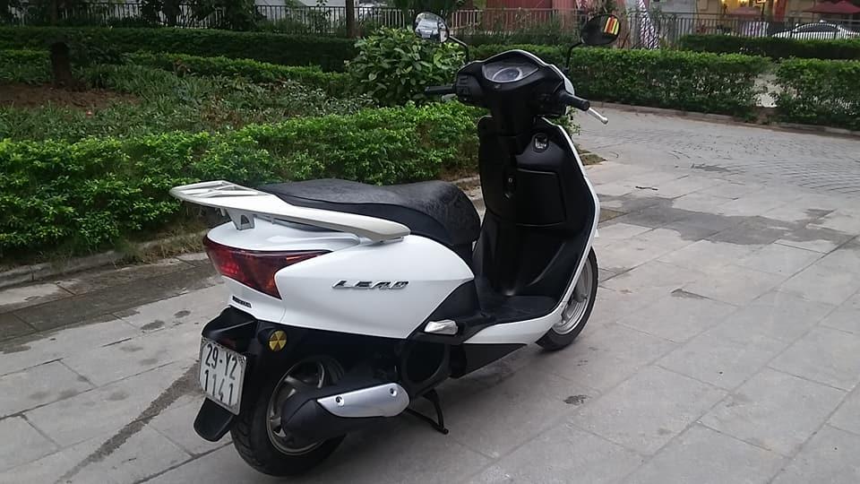 Honda SCR 110cc Fi trang bien ha noi nguyen ban - 4